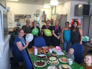 Macmillan Cake Day